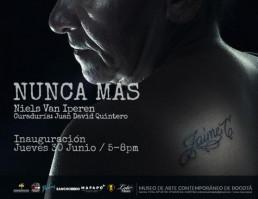 Nunca Mas Exhibition Niels Van Iperen Bogota